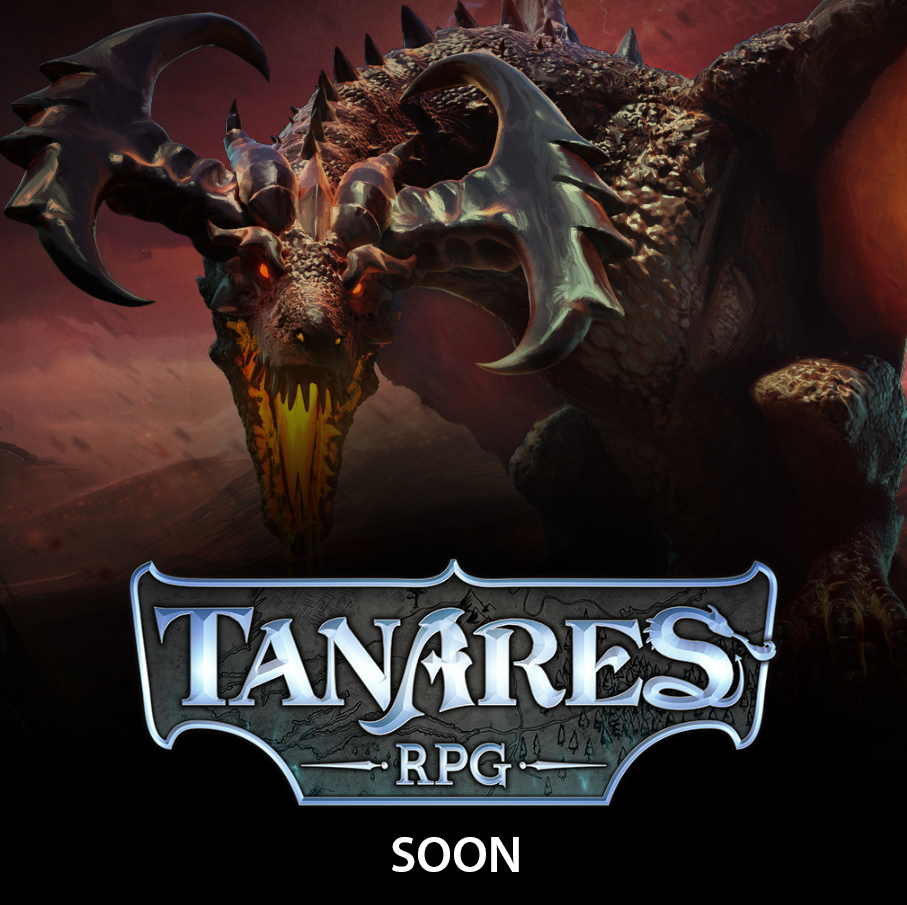 Tanares RPG (Soon)