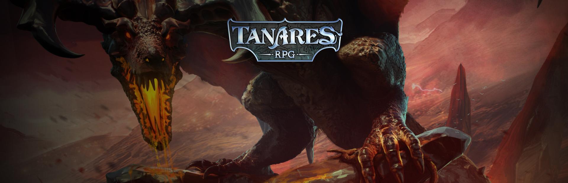 Tanares RPG (Soon)