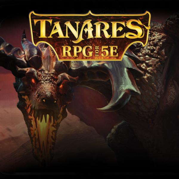 Tanares RPG for 5E